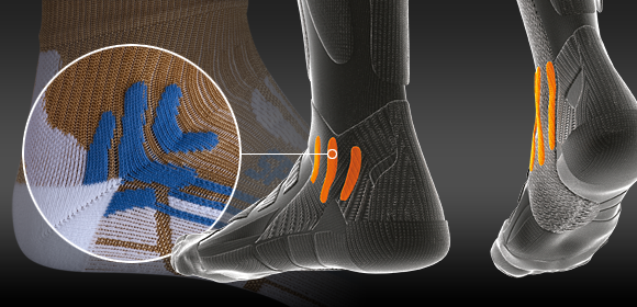 AirFlow™ Ankle Pads
